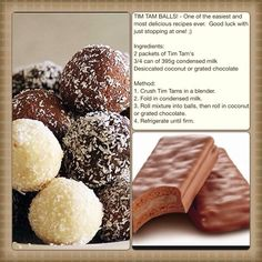 --> Make for Zara for Ancient for being a legend Xmas Food, Christmas Cooking, Christmas Desserts, Christmas Truffles, Christmas Treats, Delicious Desserts, Yummy Treats, Sweet Treats, Yummy Food