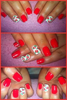 Kath kidson inspired nails x