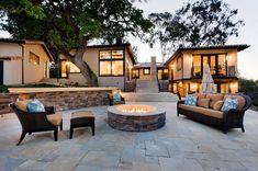 Atherton Estate - contemporary - patio - san francisco - mark pinkerton - vi360 photography