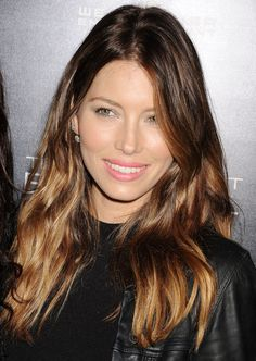 Celebrities With Balayage Hair Colour   Pictures   POPSUGAR Beauty UK