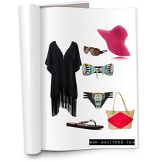 """beach wear"" by mamitons #lookoftheday #look #luxury #LOTD #love #lookbook #ootdfash #ootdmagazine #ootd_stylish #ootd #outfit #selfie #style #stylish #mystyle #getthelook #fashion #fashionaddicted #daywear #day #bag #fashionblogger #fashionfeen #fashionfky #fashiondiaries #fashionaddictedx0 #fabulous"