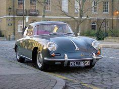 Porsche 356 #classiccars #porsche