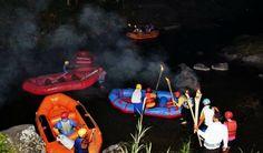 Bali Night Rafting Ubud Camp Full Day