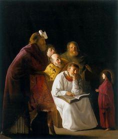 Paulus Bor, Jesus among the Doctors