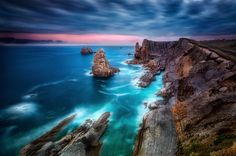 Photo sunset in the urros by alfonso maseda varela on 500px