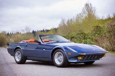 Michelotti-bodied Ferrari 365 GTB/4 Daytona Spider