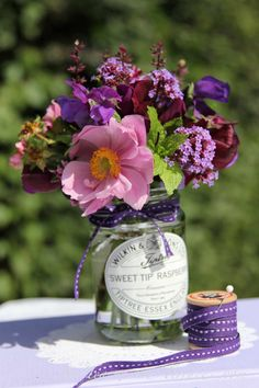 Image detail for -and Late Summer Flowers   Tea On The Terrace - Gardens • Flowers ...