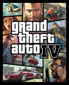 the GTA games have always had amazing cover art thanks to the comic book layouts and colourful cartoony graphics. As a kid I would always pick up the game covers and look at the art work despite not being interested in the adult themes and not being allowed to play it