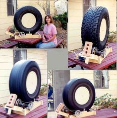 Yes, the tire tumbler