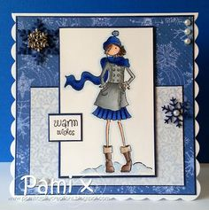 Pami's Crafty Creations: Favourite Five Christmas Cards 2012