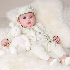 Ethan 3 Piece Set ★ Baby Beau & Belle