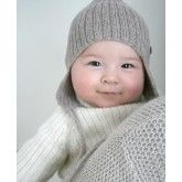 Ribbed alpaca wool hat - Esencia - Via Armer og Ben