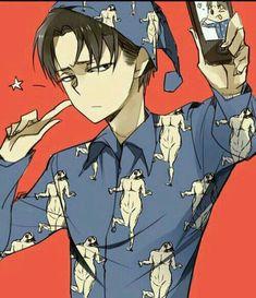 Attack On Titan Shingeki no Kyojin Levi/Rivaille Pillow Cushion One Side Pattern Manga Anime, Fanarts Anime, Anime Meme, Anime Characters, Levi Ackerman, Ereri, Levihan, Attack On Titan Funny, Attack On Titan Anime