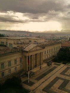 El Palacio de Nariño ó Casa de Nariño (Colombian Presidential Palace) - Bogotá