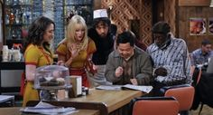 2 Broke Girls: Raunchy and at times totally inappropriate. This is why I like it.
