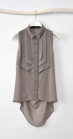 daysy chiffon shirt by hanna boutique | notonthehighstreet.com  with <3 from JDzigner www.jdzigner.com