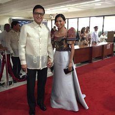 Barot Saya, Modern Filipiniana Dress, Filipino Culture, Barong, Maria Clara, Mindanao, Filipina, Philippines, Mothers