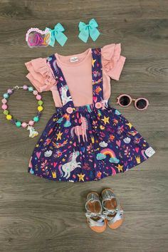 Shop cute kids clothes and accessories at Sparkle In Pink! With our variety of kids dresses, mommy + me clothes, and complete kids outfits, your child is going to love Sparkle In Pink! Cute Baby Girl Outfits, Cute Outfits For Kids, Toddler Girl Outfits, Baby Girl Dresses, Baby Girl Fashion, Toddler Fashion, Kids Fashion, Babe, Baby Kids Clothes