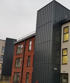 Architectural Profiles - SnapLoc Marine Environment, The Gables, Cladding, In The Heights, England, Construction, Fire, Profile, Architecture