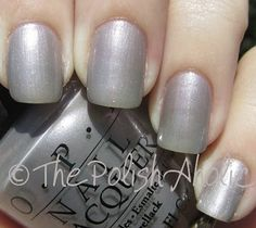 OPI Its Totally Fort Worth It. This polish has recently replaced OPI Glamour Game as my all-time favorite.