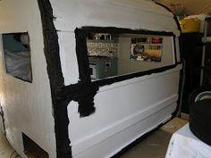 Southern Chick and a Trailer: Sealing and Insulating (good blog with lots of tips)