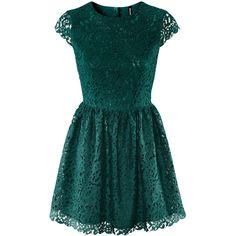 teardropsonjupiter: H M dress ❤ liked on...