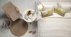 plateful of love: 5 x bedroom look