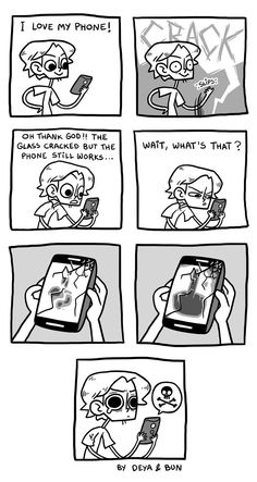 Quest for Nothing :: Bun's Phone | Tapastic Comics - image 1
