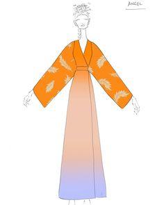 Dries Van Noten designs costumes for dance-chamber opera Hagoromo directed by David Michalek ; world premiere at Brooklyn Academy of Music (BAM) Nov 3 - 7:30 PM  @bam_brooklyn  #driesvannoten #dvn #fashion #bam #brooklyn #davidmichalek #hagoromo by driesvannoten