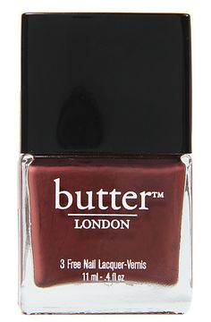 Butter London Nail Polish Lacquer in Tramp Stamp