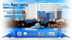 InfoRecovery LLC offers affordable, professional data recovery, data forensics, hard drive recovery, RAID data recovery services in Orlando. #DataRecovery #DataLoss #HardDriveRecovery #RaidRecovery http://www.inforecovery.com/data-recovery-orlando