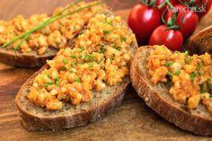 Natrite im to: 10 nátierok, ktoré netreba prehliadnuť - Magazín Cottage Cheese, Pesto, Baked Potato, Cooking Tips, Ham, Toast, Food And Drink, Baking, Ethnic Recipes