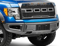Proven Ground F 150 Raptor Style Front Bumper T529124 09 14 F 150 Excluding Raptor Ford Trucks F150 Bumpers Ford F150