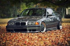 Discovered by Amentia. Find images and videos about autumn, car and bmw on We Heart It - the app to get lost in what you love. E36 Cabrio, Diesel, Bmw 118, Bmw Classic Cars, Bmw Love, City Car, Bmw 3 Series, Car Engine, Bmw Cars