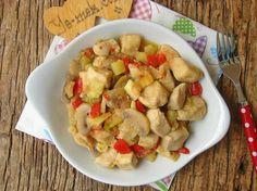 Sebzeli Tavuk Sote Resimli Tarifi - Yemek Tarifleri