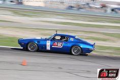 Bryan Cope's 1971 Pontiac Firebird on the @falkentire Hot Lap Challenge at #DriveOPTIMA Texas 2015