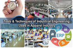 Tools & Techniques of Industrial Engineering Physical Stress, Physical Science, Linear Programming, Garment Manufacturing, Industrial Engineering, University Of Sciences, International Companies, Improve Productivity, Game Theory