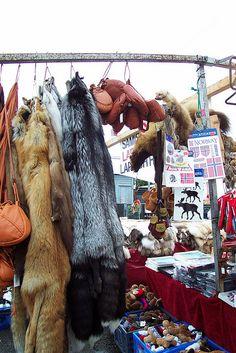 Bergen Market, Norway by mozzercork.