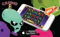 What´s HOT? Conoce nuestra máquina #ATAQUE ALIENÍGENA Descarga #Casino8 aquí https://itunes.apple.com/mx/app/casino-8-slots-espanol-tragamonedas/id768844462?mt=8