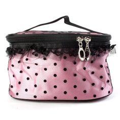 Travel Mini Storage Box Makeup Superior Materials Cheetah Leopard Fur Wipe Case Baby Hot Pink Bow Diapering