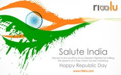 Happy Republic Day Of India 2015 HD Wallpapers 02