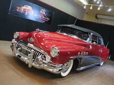 1952 Buick Roadmaster Custom Street Rod In ORLANDO FL - Just Toys Classic Cars  http://classic-auto-trader.blogspot.com