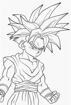 Dragon Ball Gt, Dragon Ball Image, Anime Drawings Sketches, Anime Sketch, Cool Drawings, Dragon Drawings, Goku Drawing, Ball Drawing, Dragon Coloring Page