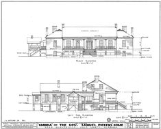 architecture drawings | Architectural Drawings