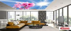 Gergi tavan sektöründe dekorasyon çözümleri
