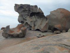 Remarkable Rocks#KI#Australia