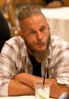 Travis Fimmel Movies | Travis Fimmel - 'Vikings' at Comic Con