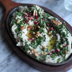 7 Middle Eastern Dips to Make Beyond Hummus