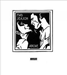 Mad Season - Above, White