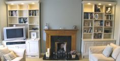 Image result for tv alcove units